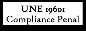 Sistemas de gestión Compliance – UNE 19601